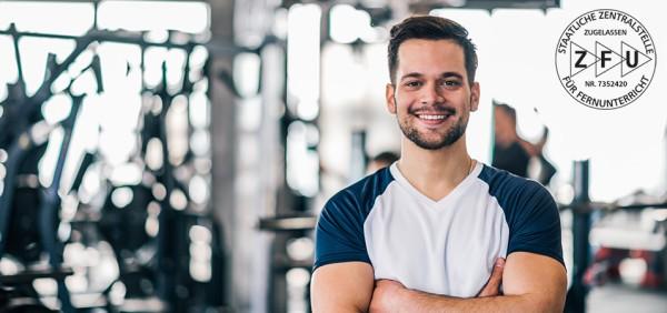 Fitnesstrainer Online Fernlehrgang zur B-Lizenz