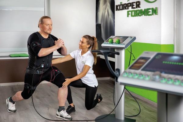 3+1 Paket EMS-Training Bad Kreuznach