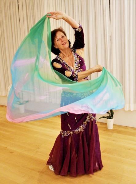 10er Karte Orientalischer Tanz