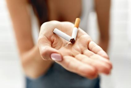 Raucherentwöhnung mit der Rauchfreispritze