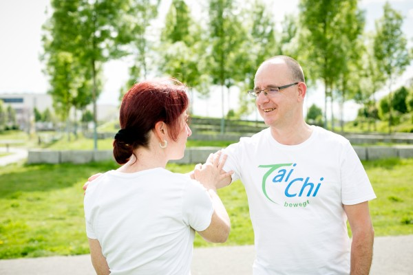 Tai Chi und Qigong Training im Rahmen von Firmenfitness
