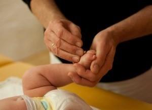 Shonishin - Akupunktur für Kinder - ohne Nadeln- ohne Schmerz