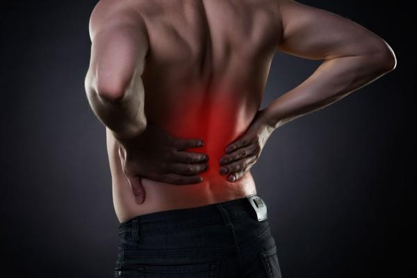 35 Minuten Schmerztherapie - Rückenschmerzen