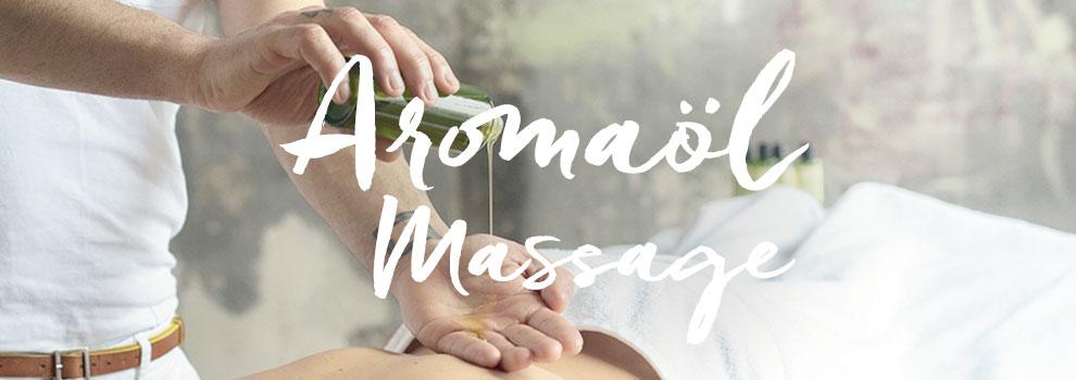 Aromaöl-Massage (90 Minuten)