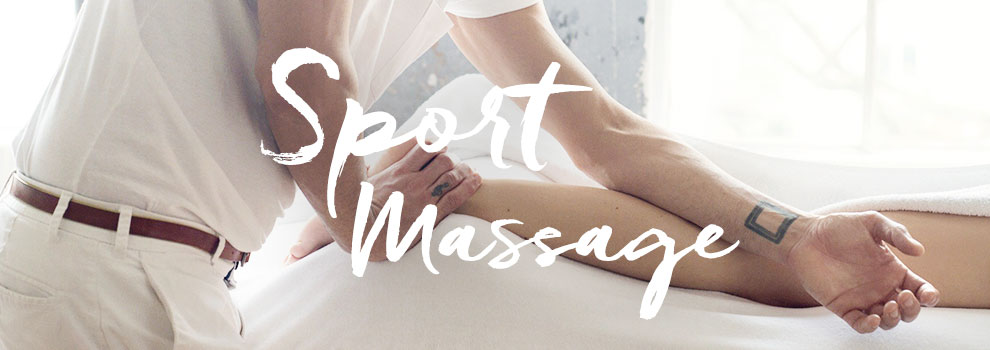 Sport-Massage (90 Minuten)