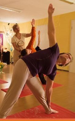 Yoga für mehr Vitalität und Lebensfreude 10 mal 75 Minuten