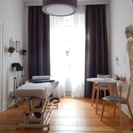 Osteopathie Erstbehandlung