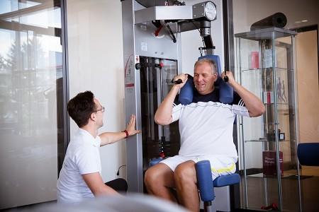 Schnupper-Fitness-Angebot für 1 Monat