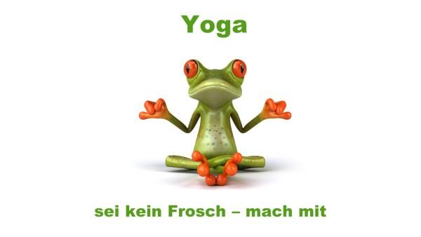 9 Wochen Yogaspezialkurs 1x wöchentlich à 90 Minuten