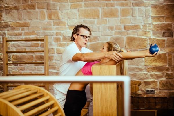 Präventives Rücken- und Gelenktraining