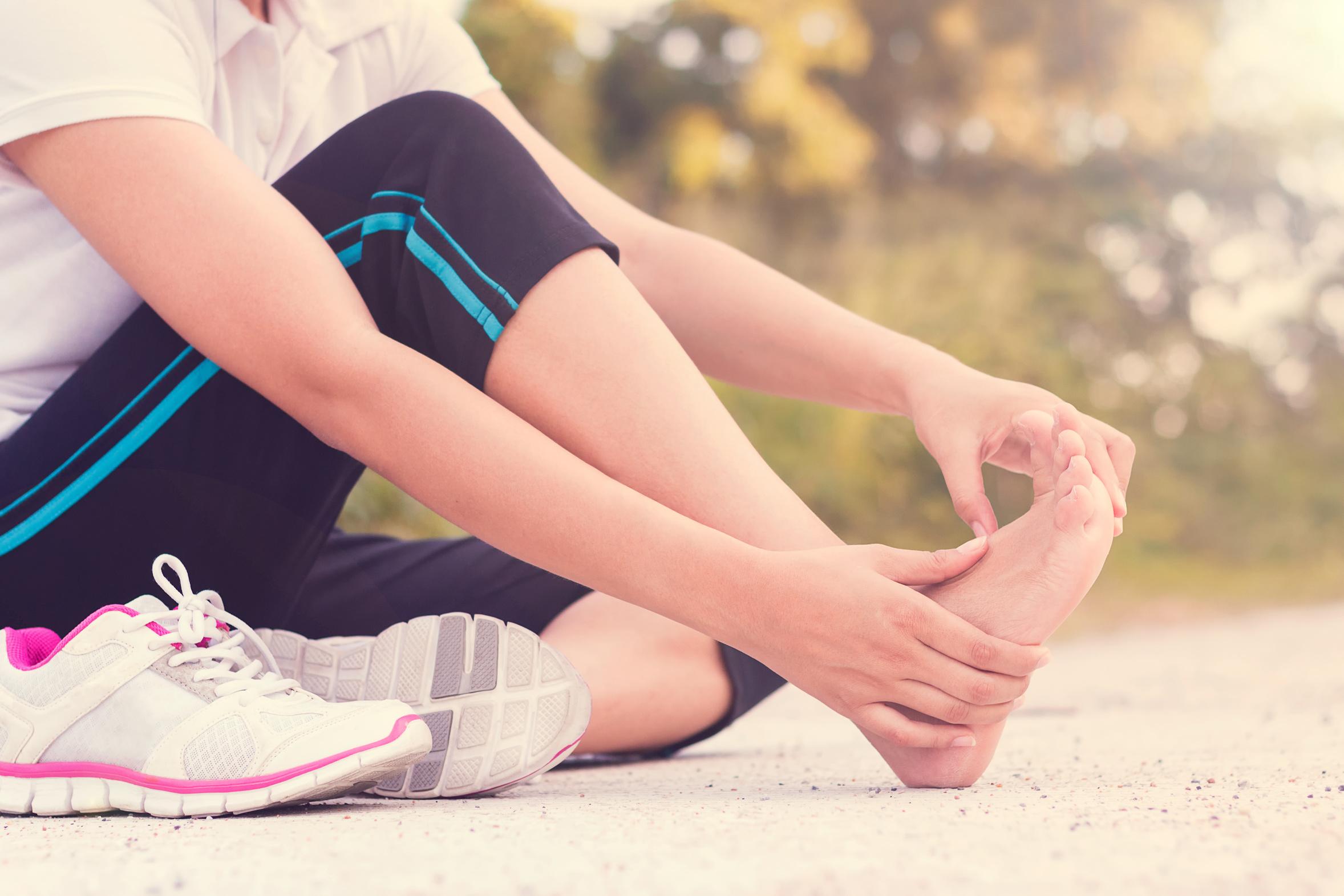 Funktionelles Fußtraining 6 Übungsstunden (à 60 Minuten)