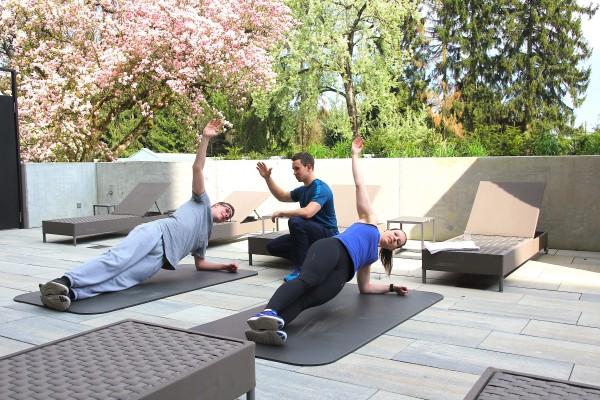 Personal Training inkl. Erstanamnese und Bewegungscheck