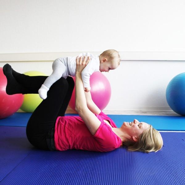 Pilates mit Baby (Präventionskurse § 20 SGB)