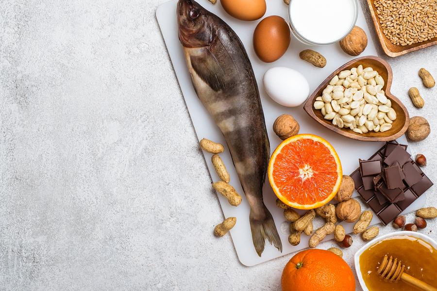 Nahrungsmittel-Unverträglichkeiten Starterpaket