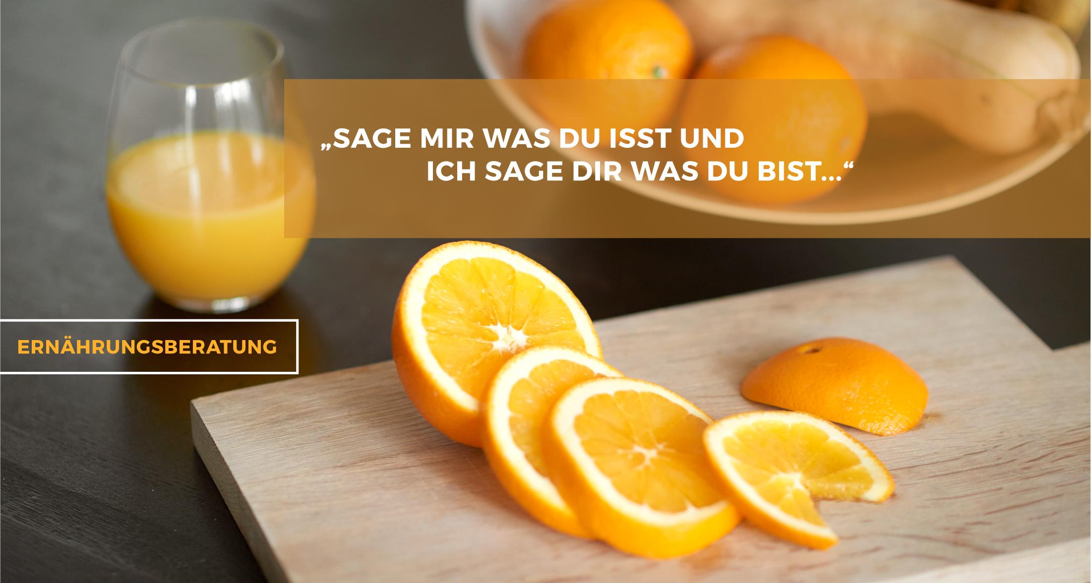 """Ernährungsberatung """"de Luxe"""" (4 Monate Betreuung)"""