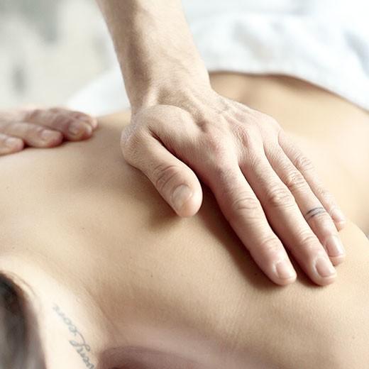 Wellness-Massage (45 Minuten)