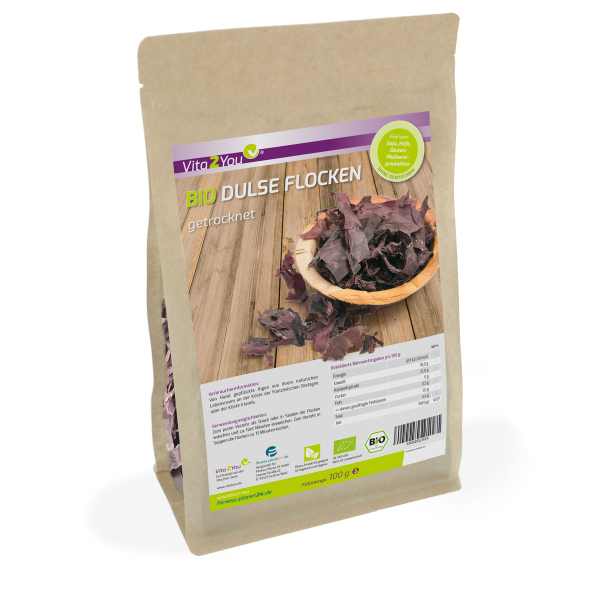 Bio Dulse Flocken