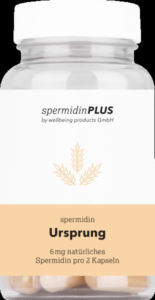 Spermidin Ursprung (60 Kapseln)