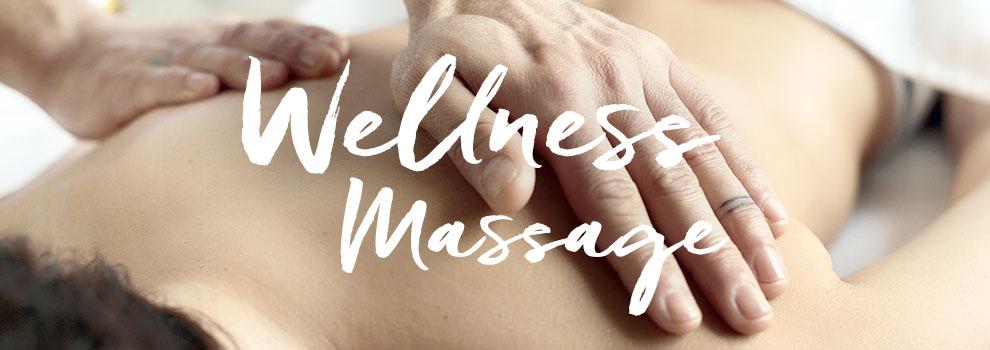 Wellness-Massage (60 Minuten)