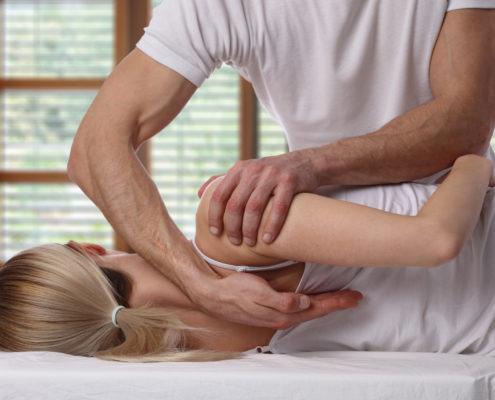 Osteopathie 60 Minuten