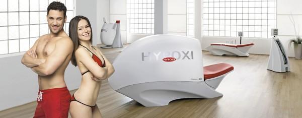 HYPOXI - Figurformung durch Unter- und Überdruckbehandlung