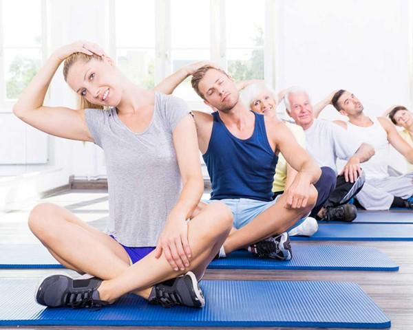 Präventives Rücken- und Gelenktraining §20