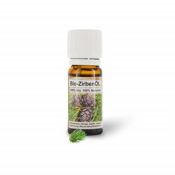 Bio Zirbenöl | 10ml