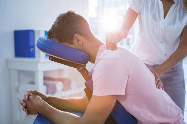 Massagetag für Mitarbeiter (BGM)