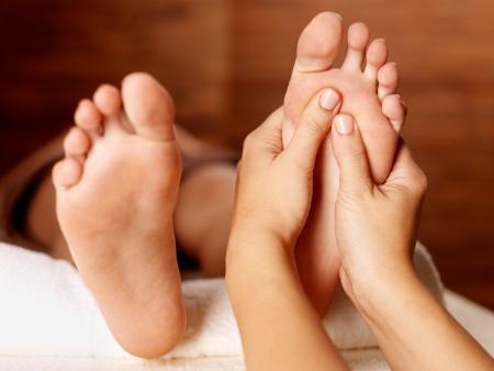 Fußreflexzonenmassage 30 Minuten