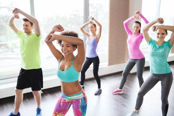10er Karte Zumba - Workout ist out! Zumba ist in!