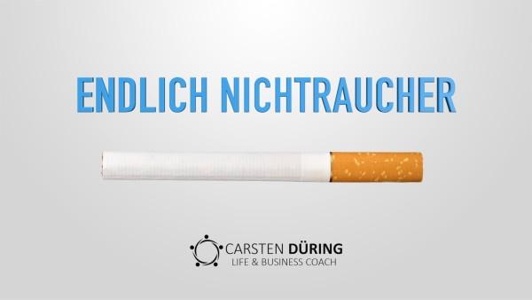 """Video-Coaching """"Endlich Nichtraucher"""" inklusive Hypnose-Audioprogramm"""