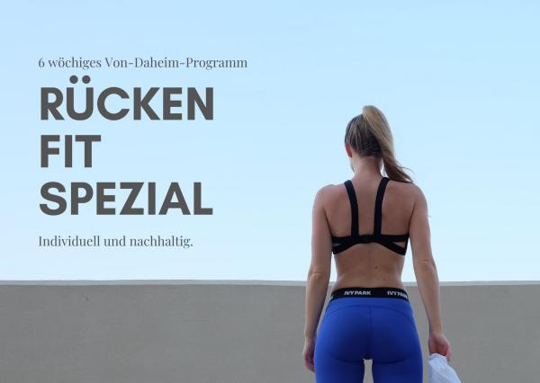 Starker und gesunder Rücken in 6 Wochen