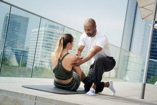 30 Minuten B12 Personal Fitness Coaching by Richard Nzoulé