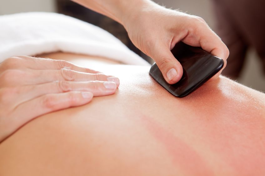 Gua Sha Massage 30 Minuten
