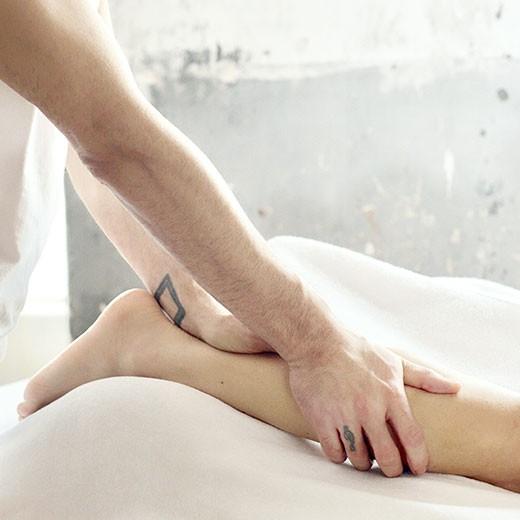 Manuelle Lymphdrainage (45 Minuten)