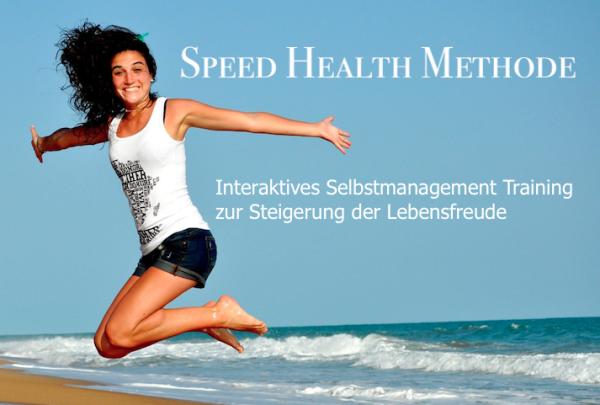 Die Speed Health Methode SHM - Interaktives Selbstmanagement Training