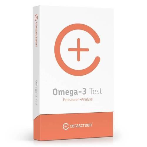 Omega-3 Test von CERASCREEN