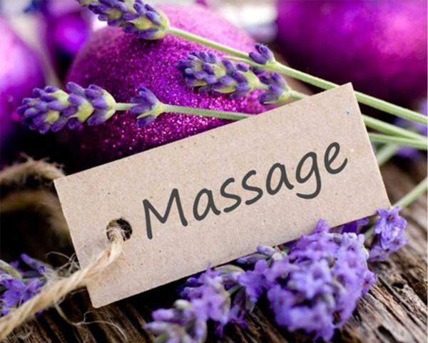 Zwei Massagen inklusive Sekt oder Tee