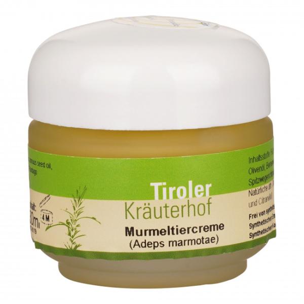 Murmeltier Creme - Murmeltier Balsam 30ml