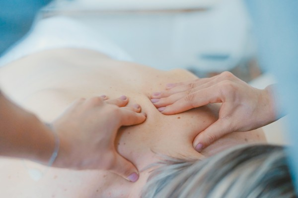 Chiropraktische Massage