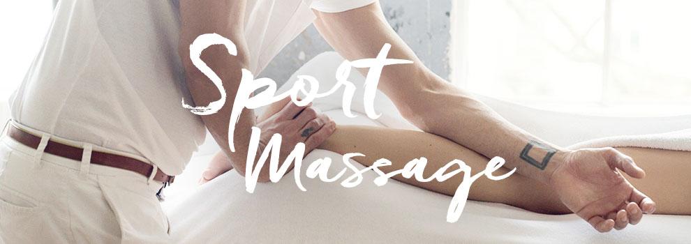Sport-Massage (60 Minuten)